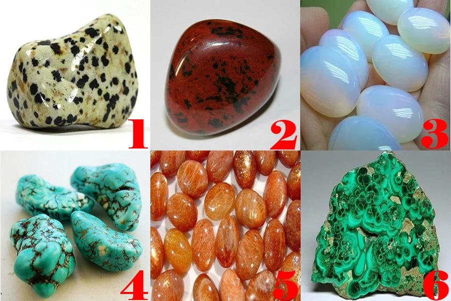 Тест: Выберите камень и узнаете Вашу ситуацию в жизни