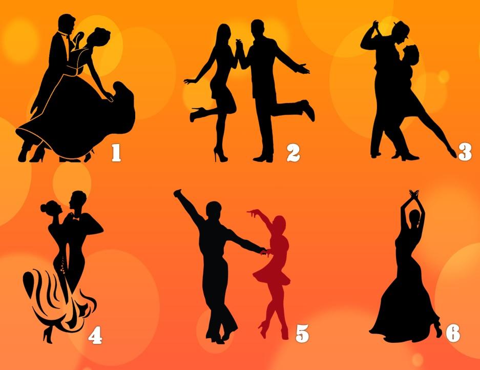 Тест: Выбирайте танцующую пару и узнаете, какие отношения вам нужны