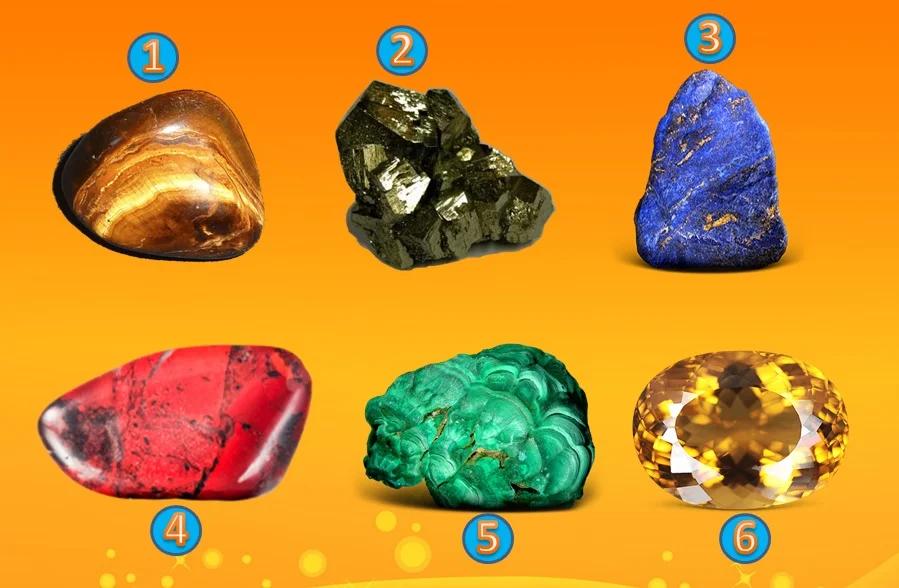 Тест: Выбранный Вами камень многое расскажет о Вашей личности