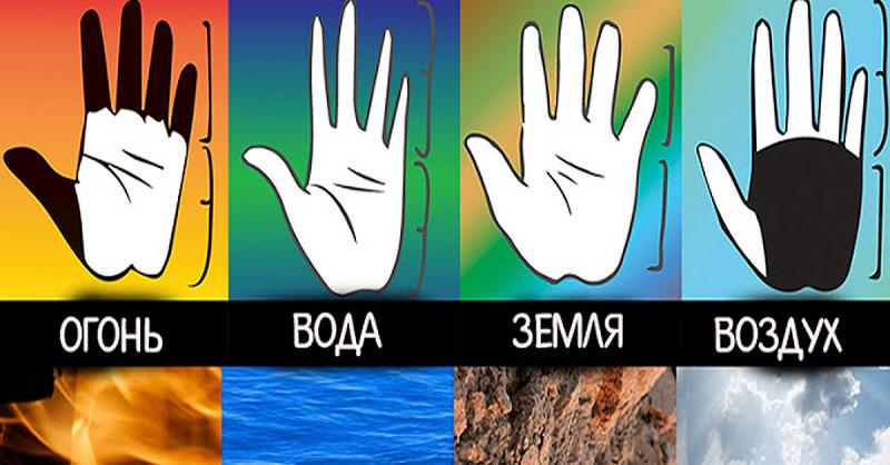Тест: Выберите форму руки и узнаете о своей личности