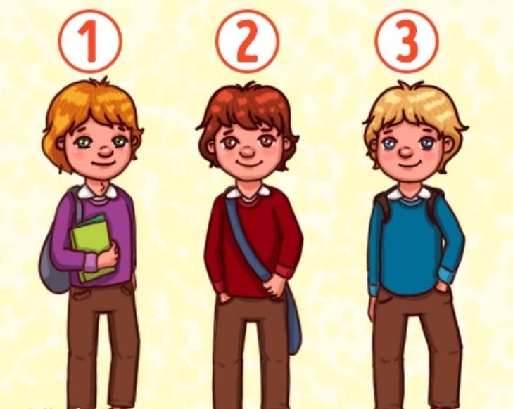 Тест: Кто на картинке из них мальчик