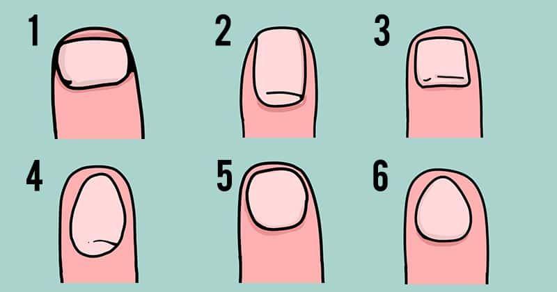 Тест: Выбирайте форму ногтей и узнаете о личности