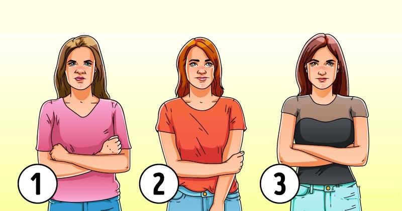 Тест на язык жестов: Какая женщина на картинке затевает ссору