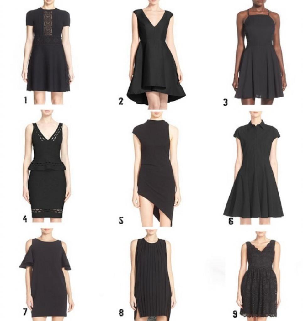 Тест для истинных модниц: Как думаете, какое платье на картинке дорогое