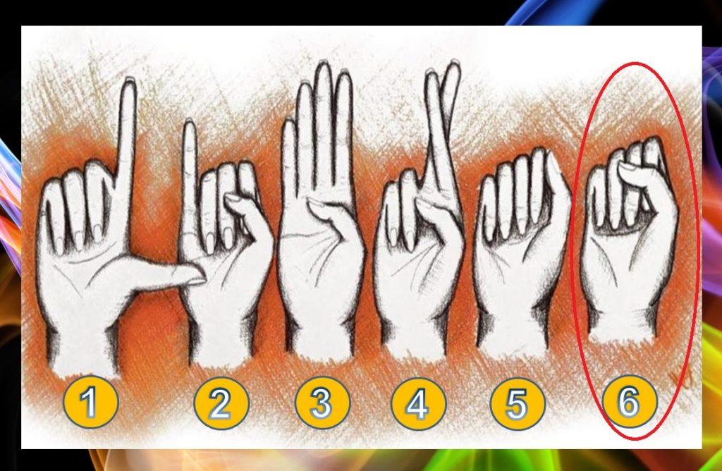 test ruka best 6