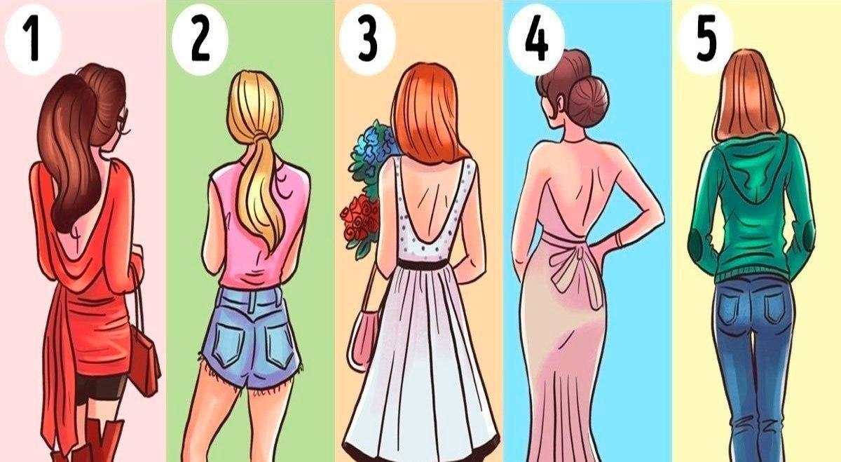 Как думаете, какая из девушек самая красивая?