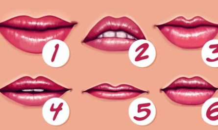 Тест: Выберите форму губ, и узнаете многое о вашей личности