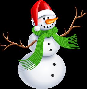 Сделайте выбор снеговика и узнаете, что вас ожидает в Новом году!