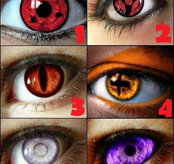 Выбирайте глаз и узнаете, как к вам на самом деле относятся люди
