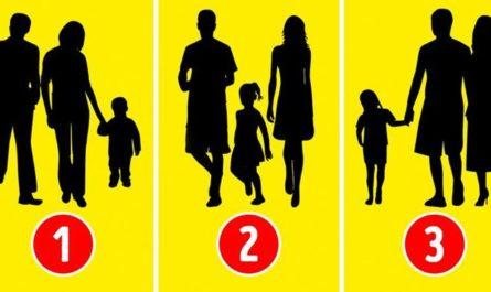 Тест: Как считаете, какая семья ненастоящая?