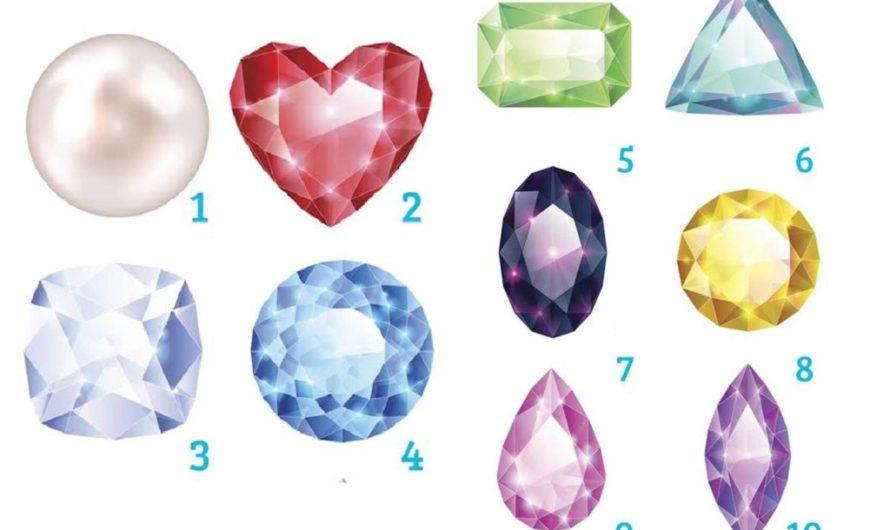Выберите драгоценный камень и узнайте о характере