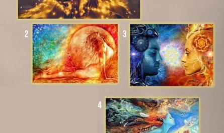 Выбирайте картинку и узнаете, какая у вас энергетика